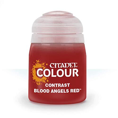 29-12 シタデルカラー CONTRAST: BLOOD ANGELS RED (18ML)