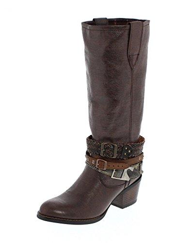 Durango BootsDRD0073 - Stivali western Donna , Marrone (Marrone), 41 (9 US)