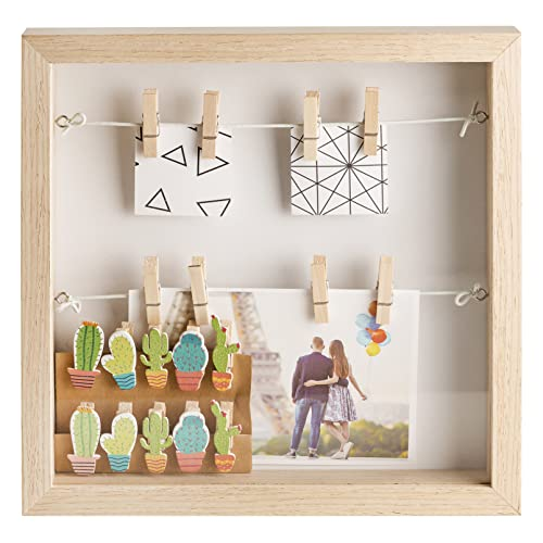 Cajas Decorativas Madera Pared cajas decorativas madera  Marca Gadgy