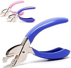 Polster Hochleistungs-Nagelzieher-Klammerentferner mit Gummigriff