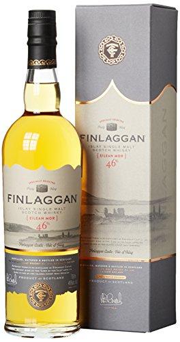 Finlaggan Eilean Mor Small Batch Release mit Geschenkverpackung Whisky (1 x 0.7 l)