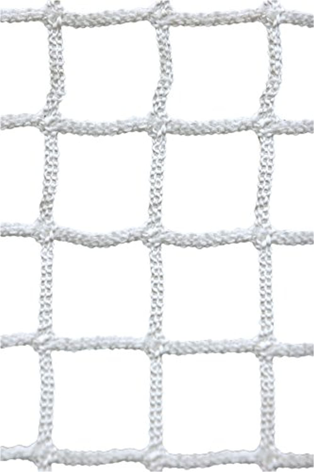 Brine Championship Lacrosse NetHiExtension Polyester Knotless 1.5Inch Mesh6 x 6 x 7Feet 4.0mm