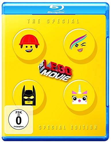 Lego - The Movie [Blu-ray] [Special Edition]