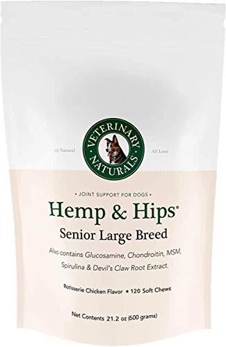 Veterinary Naturals - Hemp & Hips
