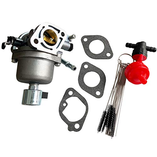 LanternParts New Replacement Carburetor Compatible with 697722 Briggs & Stratton Engine Tractor 699807 406577, 407577