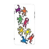 iPhone 7/8 ケース Keith Haring 携帯ケース スマホ用 携帯カバー アイフォンカバー 超耐久 軽量 超薄型 擦り傷防止 全面保護 全機種対応 ソフトケース シリコン TPU