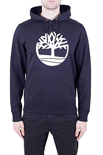 Timberland Mens TB0A1ZKY-001_XXL Sweatshirt, Black