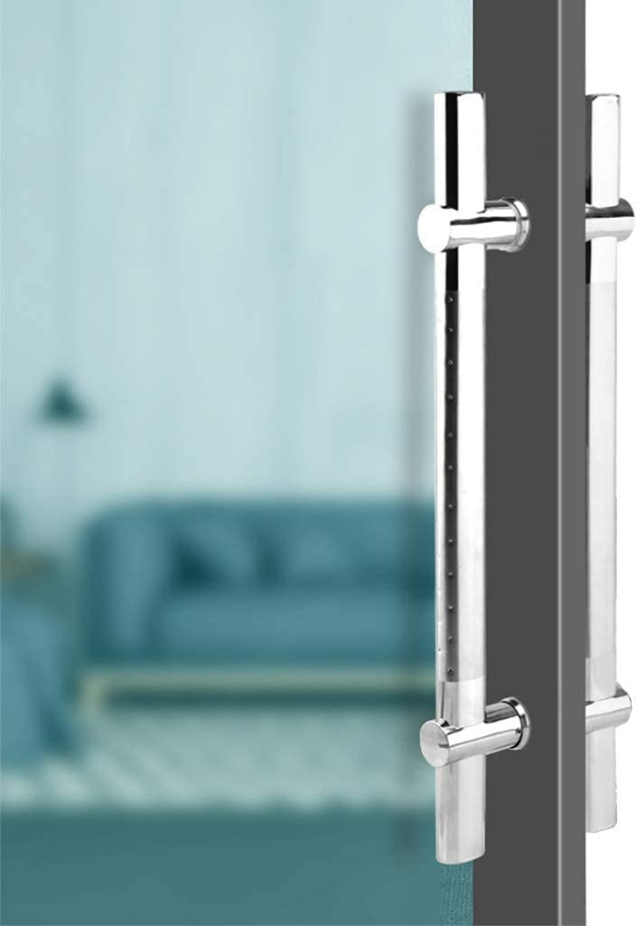QLONG Sliding Barn Door 25% OFF 2021 autumn and winter new Handle Stainless Steel Set Push Pull and