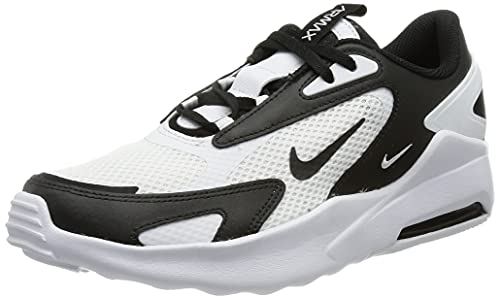 Nike Air MAX Bolt, Zapatillas para Correr, White Black White, 36.5 EU