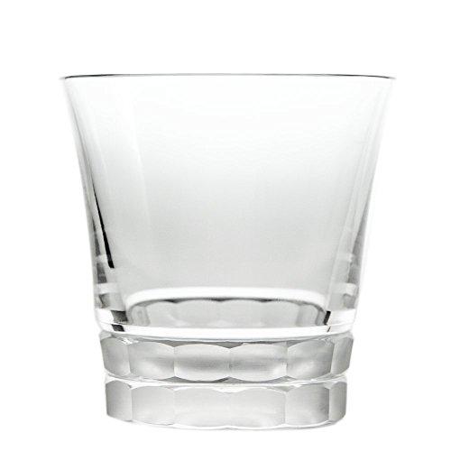 Cristal de Sèvres Vertigo t.102Set di Bicchieri Whisky, Vetro, 10x 10x 10cm, 2Pezzi