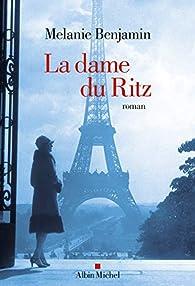 La dame du Ritz par Melanie Benjamin