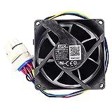 WR60X29099 Refrigerator Evaporator Fan Motor, AVC DAZB0838RCM Refrigerator Evaporator Fan Motor. GFE28GELDS, PFE28KMKES Original GE Refrigerator Fan Motor Assembly (OEM).