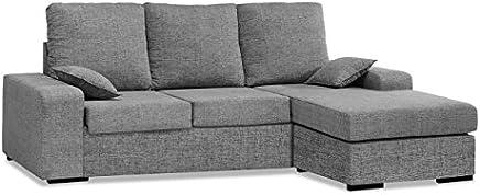 Amazon.es: sofa chaise longue - Muebles: Hogar y cocina