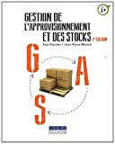 Gestion de l'approvisionnement et des stocks