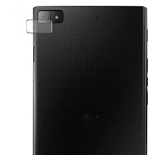 Vaxson 2-Pack Pellicola Protettiva, compatibile con Blackberry Z3 Fotocamera Posteriore Protezione Lente [Non Vetro Temperato Screen Protector Cover Custodia ]
