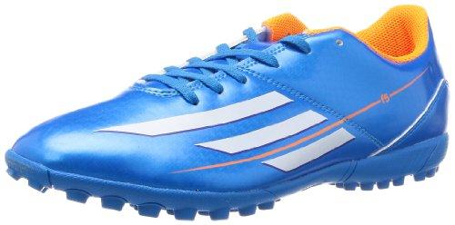 adidas F5 Trx Tf Herren Fußballschuhe, Blau - Bleu (Blesol/Blanc/Solzes), 44 2/3 EU