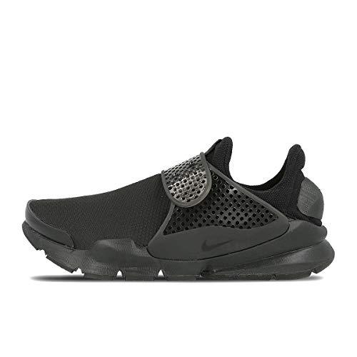 Nike Womens Sock Dart SE Running Trainers 862412 Sneakers Shoes (US 6, Black Black Volt 004)