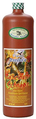 Drexler Haselnuss-Schnaps - Spirituose, 1l.