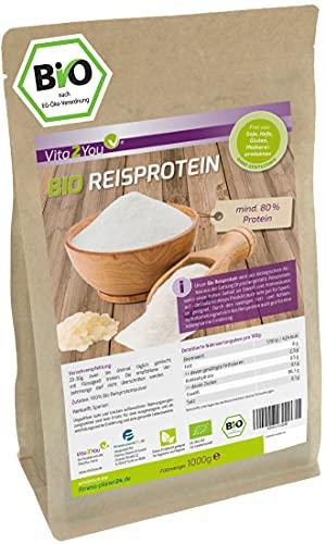 Vita2You -  Bio Reisprotein 1kg