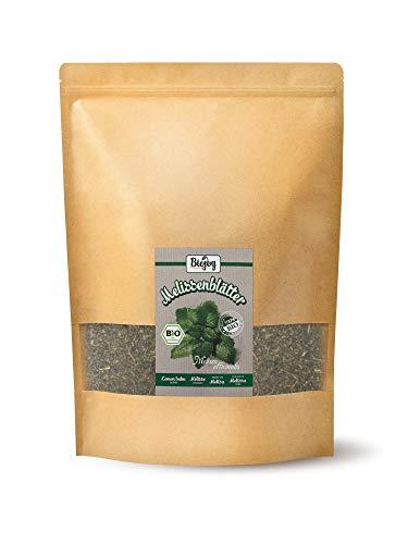 Biojoy BIO-Melissenblätter-Tee, geschnitten - Melissa officinalis (500 gr)