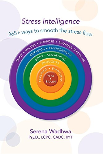 Stress Intelligence: 365+ ways to smooth the stress flow (English Edition)