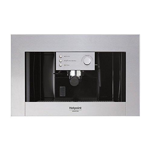 Hotpoint cm 5038IX ha Combi coffee maker 1.5L Acero Inoxidable Máquina para el café