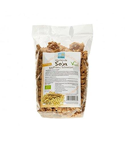 Pural Soja Schnetzel grob - 150 g Bio, vegane Fleisch Alternative