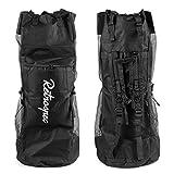Retrospec Rambler Rucksack iSup Inflatable Standup Paddle Board Bag, Black