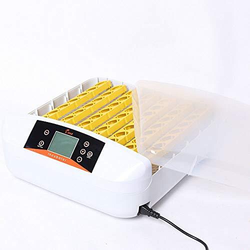 Aohuada 56 Eier Vollautomatisc Brutmaschine Inkubator Brutapparat Incubator Vollautomatische Brutmaschine Brutapparat Flächenbrüter