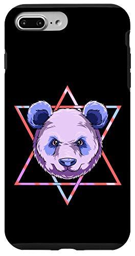 iPhone 7 Plus/8 Plus Panda - Pastel Goth Nu Goth Gift Case