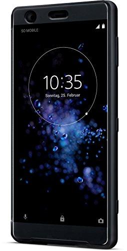 Sony 1312-4635 Style Cover View Touch SCTH40 für Xperia XZ2 Schwarz