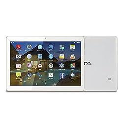 Tablet PC BEISTA 10 Zoll(10.1 Zoll)-Weiß ( 16GB ROM, Quad Core, 3G Dual SIM, Android 5.1,GPS, WiFi/WLAN, USB, OTG)-Weiß