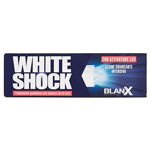 BlanX Whiteshock Led Dentifricio, 50ml