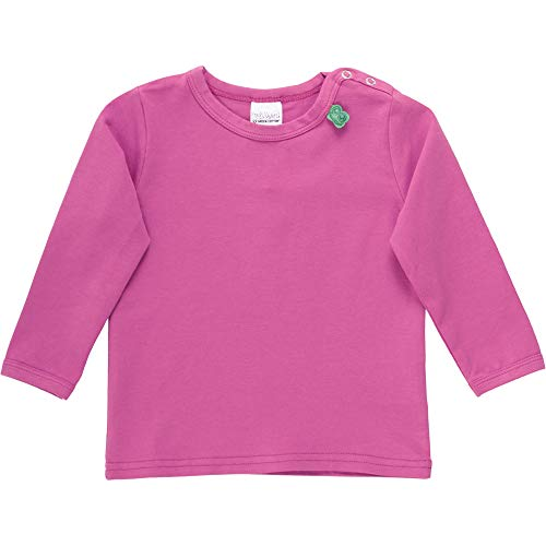 Fred'S World By Green Cotton Alfa T T-Shirt, (Violet 018302708), 98 Bébé Fille