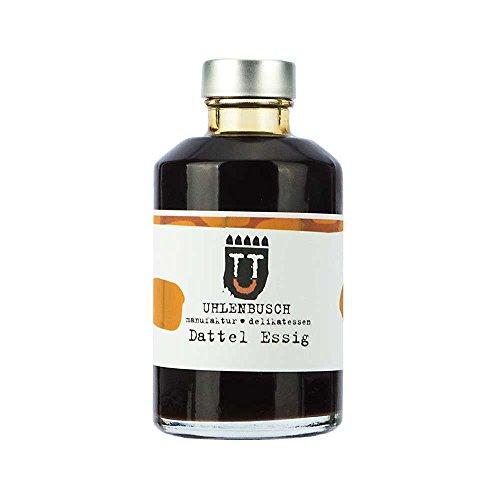 Uhlenbusch Manufaktur Dattel Balsam Essig 200 ml
