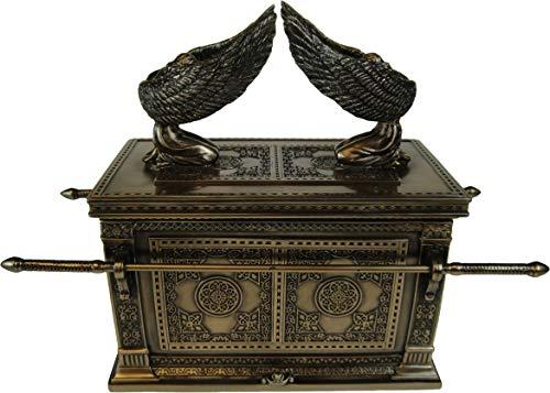 Nemesis Now Kiste Ark of The Covenant, Bronze, 32 cm