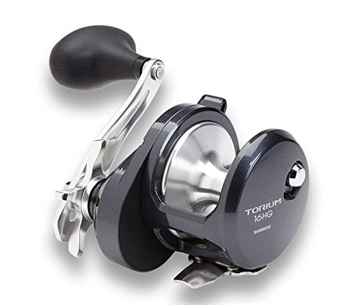 Shimano Torium 16 HGA Saltwater Star Drag Fishing Reel; Left Hand