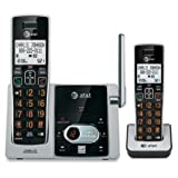 At&t Cl82213 Dect 6.0 Cordless Phone - Cordless - 1 X Phone Line - 1 X Handset - Speakerphone - Answering Machine - Hearing Aid Compatible (cl82213)
