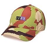 GRIMEY Gorra F.A.L.A Curved Visor Cap SS19 Camo-Strapback