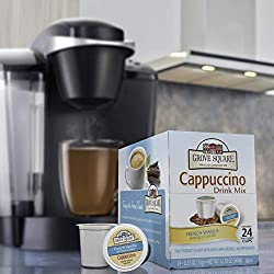 espress based drink cappuccino