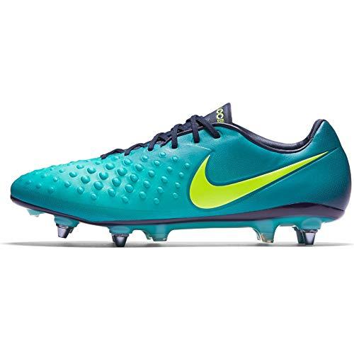 Nike Magista Opus Ii Sg-pro - Rio Teal/Volt-Obsidian-CLR jd, Größe:12