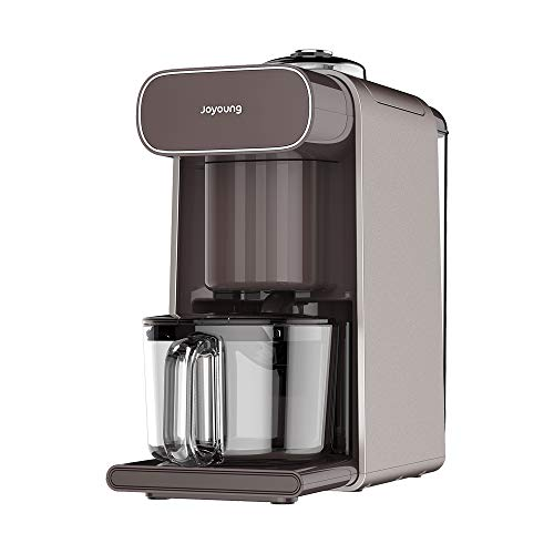 Joyoung DJ10U-K1 Multi-Functional Soy milk Maker, 4-in-1, Coffee Maker, Juice Maker, Electronic...