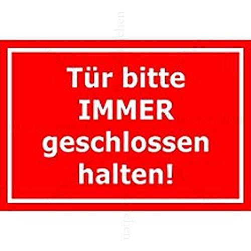 Sticker-Designs 10cm!2Stück!Aufkleber-Folie Wetterfest Made IN Germany Bitte LEISE schließen geschlossen halten Nicht offen Lassen S644 UV&Waschanlagenfest-Auto-Vinyl-Sticker Decal Profi Qualität