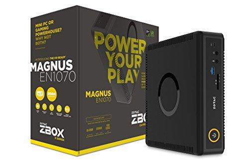 ZOTAC ZBOX - Mini PC Negro Negro