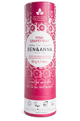 Ben & Anna Deodorant Pink Grapefruit Push up, 60g