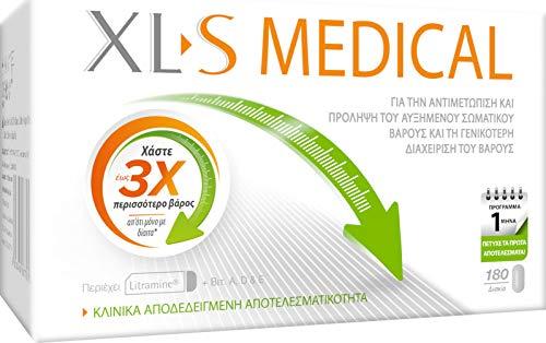XLS Confezione da 2 compresse mediche per perdita di peso Aid – 2 mesi di approvvigionamento Lot, 360 compresse