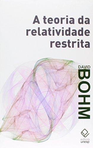 A teoria da relatividade restrita