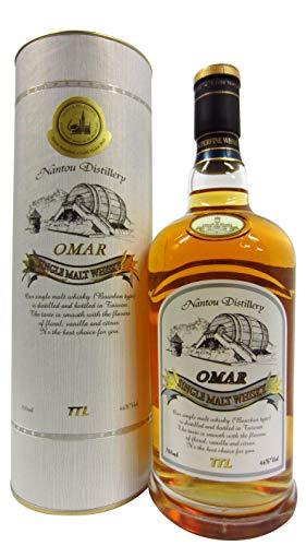 Nantou Distillery Omar Single Malt Whisky - 700 ml