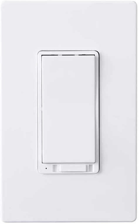 Monoprice 136738 Dimmer Very popular! Switch Plate White Genuine Wall with