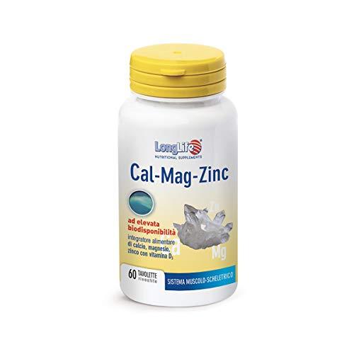 LongLife Cal-Mag-Zinc - 140 Gr